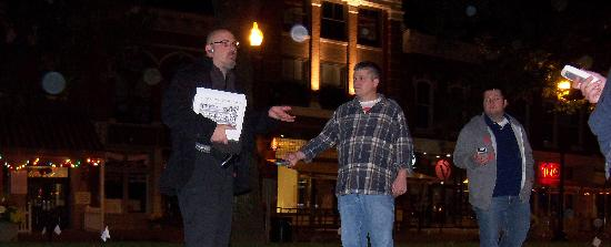 Haunted Knoxville Ghost Tours: Visits from the other side!