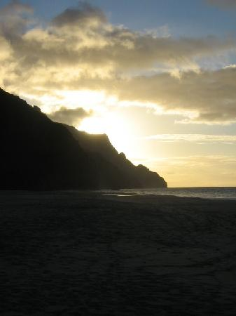 Kalalau Trail: another day done