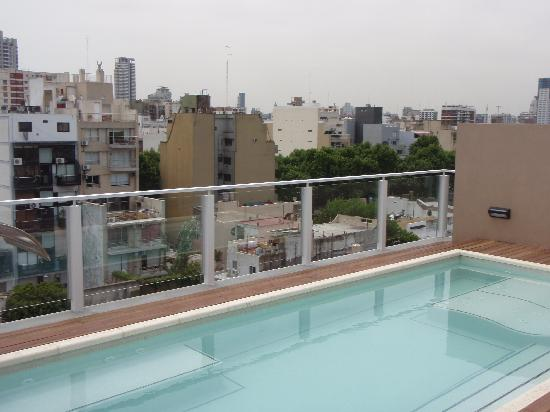 Fierro Hotel Buenos Aires: Rooftop Pool