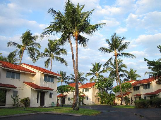 Keauhou Kona Surf & Racquet Club: Picture of the townhouse