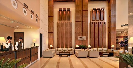 Comfort Inn Tulip Heights : The Lobby