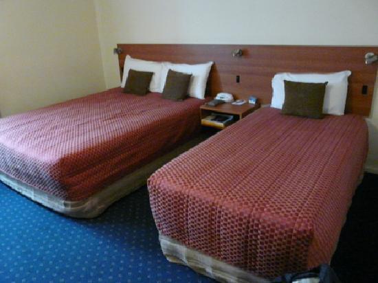 Jet Park Hotel Rotorua: beds