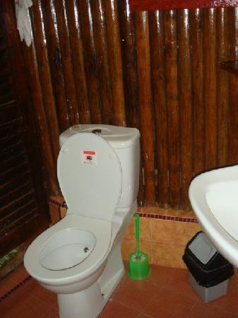 Bintan Island, Indonésia: Toilet View