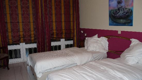 Bed & Breakfast Gallery Yasmine: notre chambre