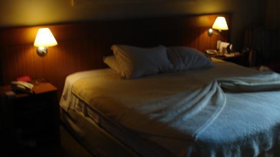 Prodigy Hotel Alpenhaus Gramado: Nosso aconchegante quarto