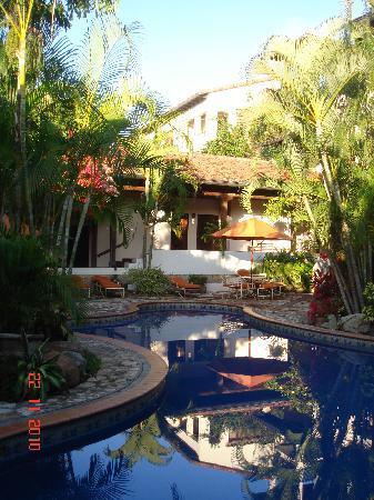 Hotel Marina Copan: piscine de villa marina
