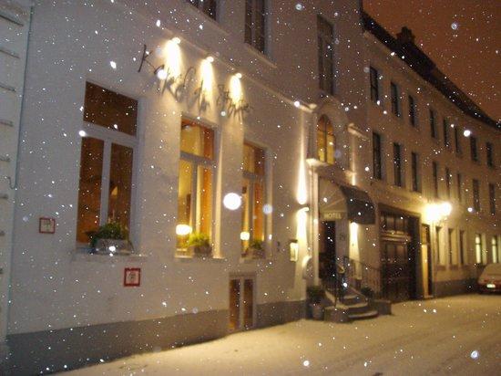 Hotel Karel de Stoute: Our hidden gem!