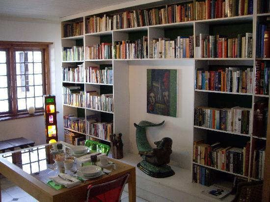 Akademie Street Boutique Hotel and Guest House : Library
