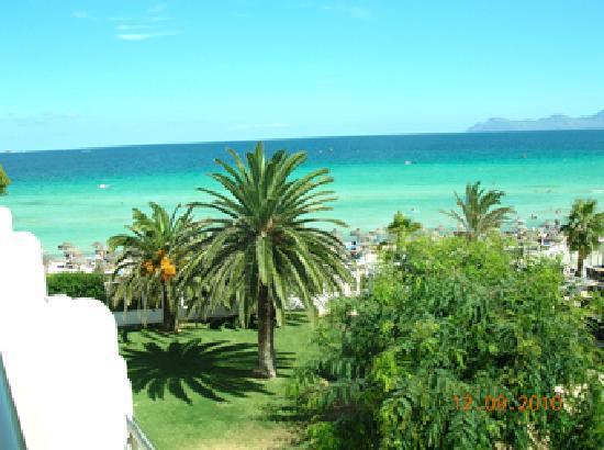 Viva Ses Fotges: Ses Fotges pool view