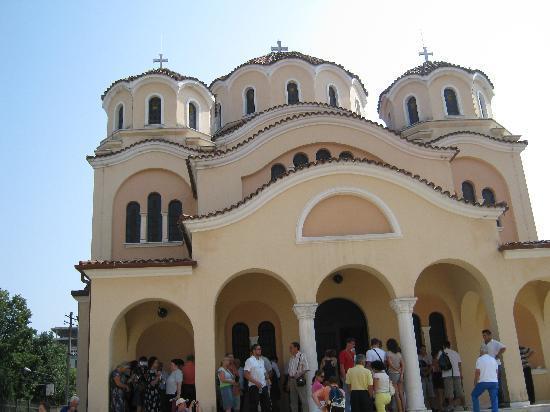 Shkoder, Albanie : シュコダルの教会