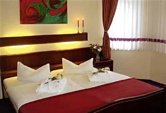 Parkhotel Helene in Bad Elster Doppelzimmer