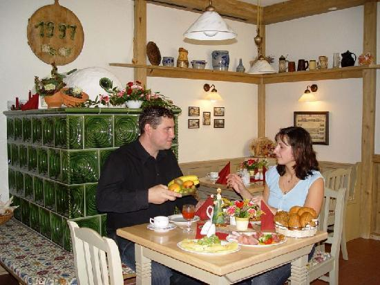 Parkhotel Helene: Frühstück