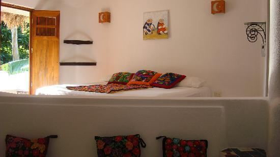 Tamarindo Bed and Breakfast: superbe chambre de la suite exotic