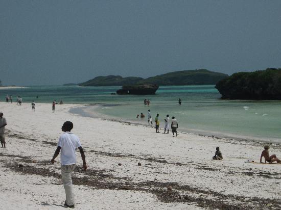 Γουατάμου, Κένυα: watamu beach