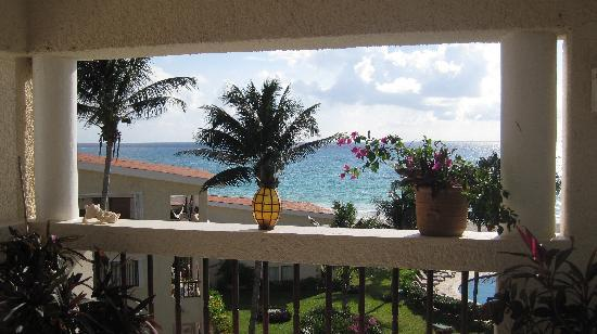 Xaman Ha Grand Penthouse: Beautiful Balcony