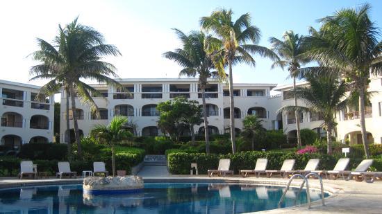 Xaman Ha Grand Penthouse : Pool