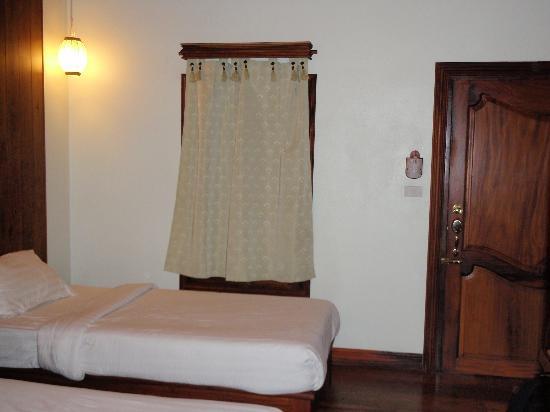 Villa Pumalin: chambre