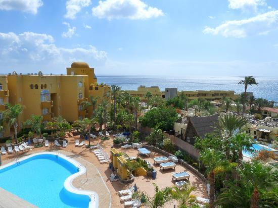 Monte Feliz: the hotel