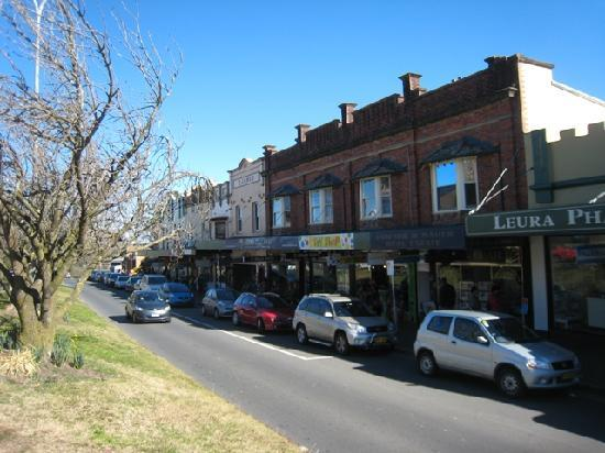 Leuralla: ルーラの商店街