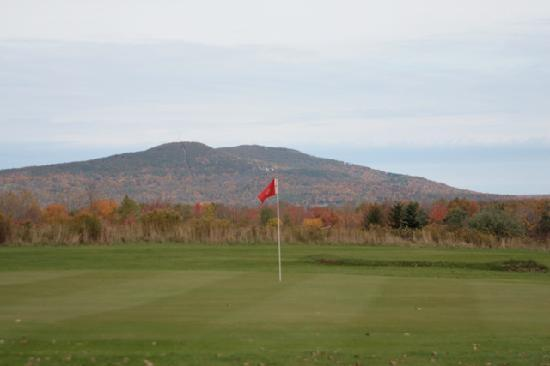 Fern Hall Inn: 9th Hole & Elk Mountain