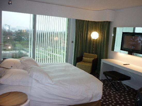 Hotel Barriere Lille: Chambre Deluxe