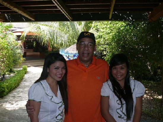 ALTA Cebu Resort : nice staff