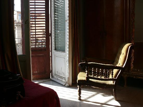 Cavour il Conte Camillo : Where I read in the morning in my room