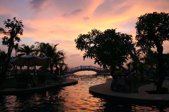 Andaman Princess Resort & Spa: The sunsets are still unforgettable