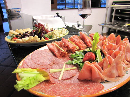 Lino Ristorante Italiano: Appetizer Plate