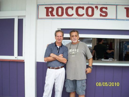 Rocco's Pizza : Rocco & Frank Raciti