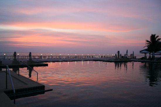Andaman Princess Resort & Spa: Another amazing sunset