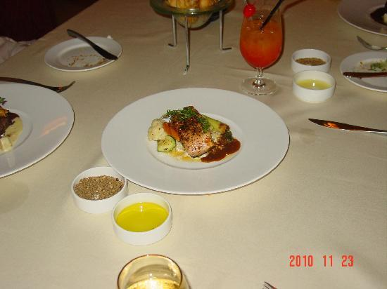 The Danna Langkawi, Malaysia: Fine dining