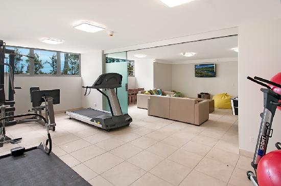 Fairshore Beachfront Apartments: Fairshore Noosa Games Room