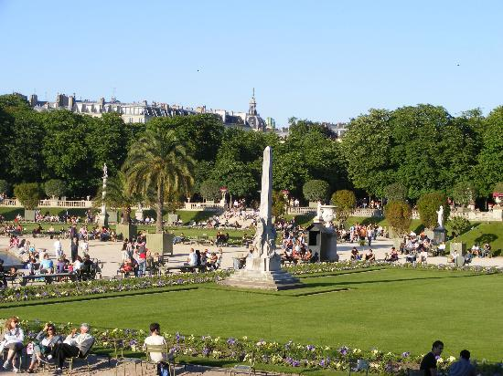Jardin du luxembourg picture of luxembourg gardens for Jardin luxembourg
