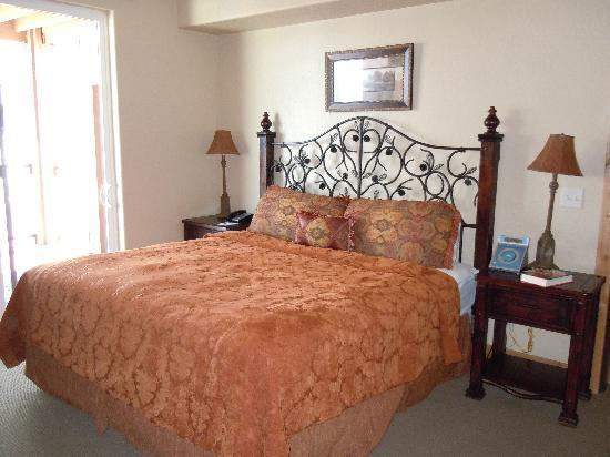 Silverado Lodge : Bed