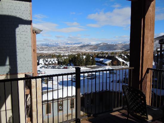 Silverado Lodge : View 1 outside on my balcony