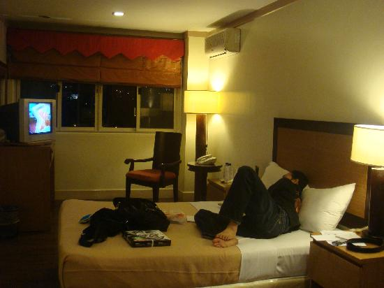 Holiday Park Hotel: Deluxe Room Double