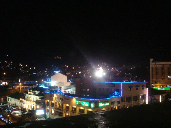Holiday Park Hotel: View from hotel rooftop