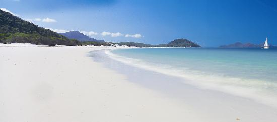 Whitsunday Island, Australien: Whitehaven Beach