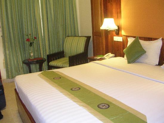 The Khemara Battambang I Hotel : CHAMBRE