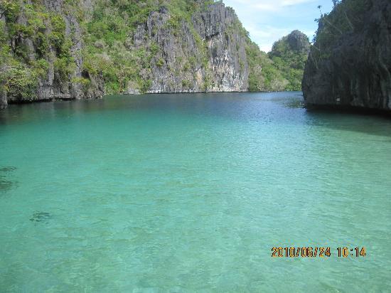 El Nido, Palawan, Philippines - Island Hopping Tour@Big Lagoon