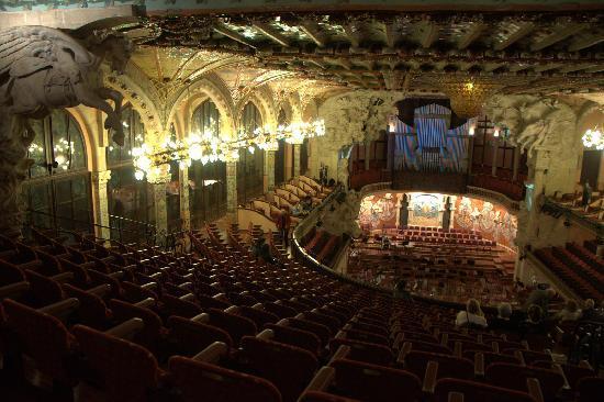 Palais de la Musique Catalane (Palau de la Musica Catalana) : Picture 1