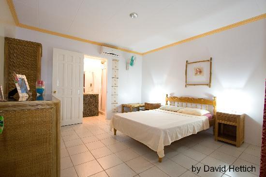 Sipaway, Philippines: Deluxe Room