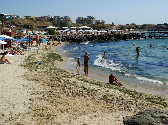 إميرالد بيتش ريزورت أند سبا فيلا باغييرا: This is Emerald hotel beach (5 stars)