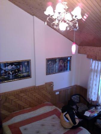 SilverBirch Manali Cottage: Duplex Room