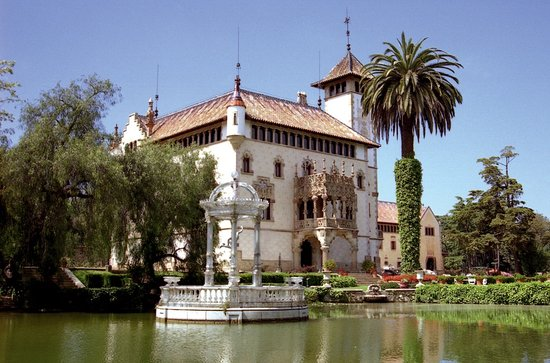 Valencian Country, Spain: Casa Garí Argentona, Modernismo, Modernism