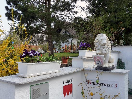 Landhaus Hubertus: Entrez!