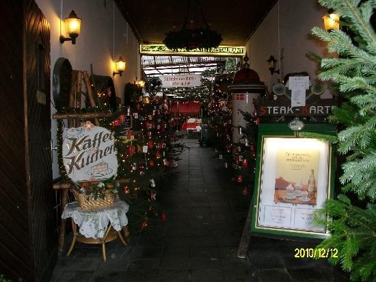 Gästehaus Loreley: Weihnachtsmarkt