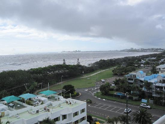 Maroochydore, Avustralya: Room View South Floor 10