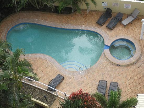 Maroochydore, Australien: Pool and Spa facilities